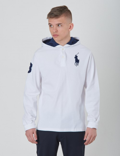 Ralph Lauren barnkläder - BIG PP HOOD-TOPS-KNIT