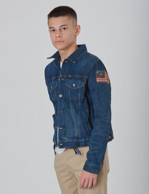 Ralph Lauren barnkläder - TRUCKER JACKET