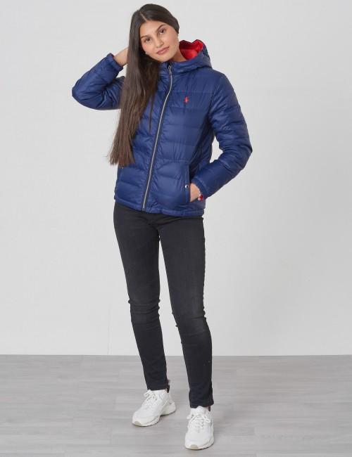 Ralph Lauren barnkläder - REVERS DOWN JACKET