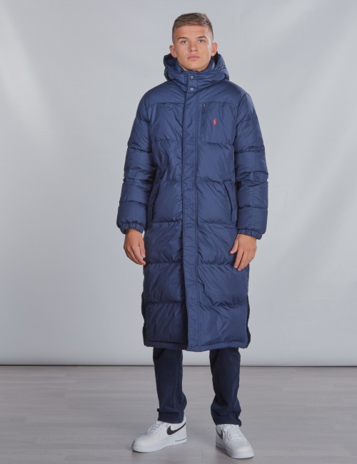 Ralph Lauren - LONG EL CAP-OUTERWEAR-JACKET