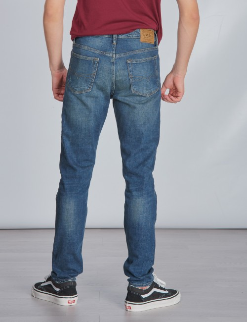Ralph Lauren barnkläder - SULLIVAN SLM-BOTTOMS-DENIM