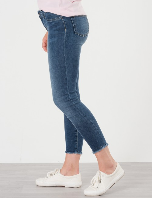 Ralph Lauren - AUBRIE DENIM LEGGING