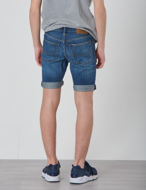 Ralph Lauren - ROLLED SHORT-BOTTOMS-DENIM