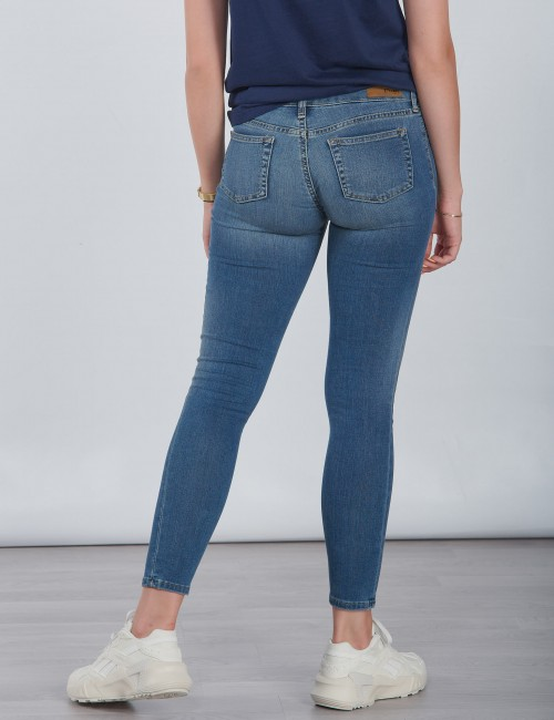 Ralph Lauren - AUBRIE LGGNG-BOTTOMS-DENIM