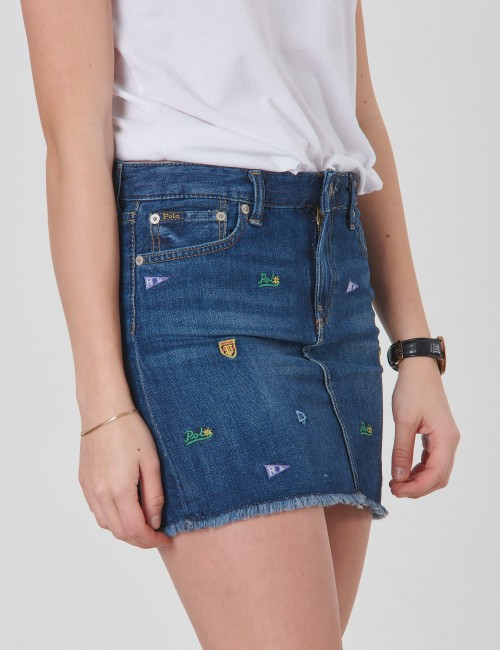 Ralph Lauren - SCHIFFLI SKR-BOTTOMS-DENIM
