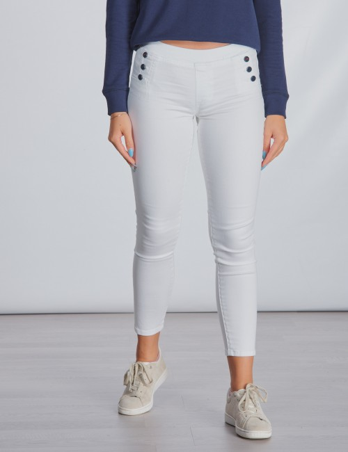 Ralph Lauren - NAUTICAL PNT-BOTTOMS-DENIM