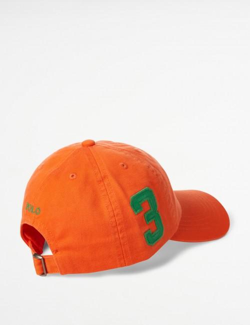 Ralph Lauren barnkläder - BIG PP CAP-APPAREL ACCESSORIES-HAT