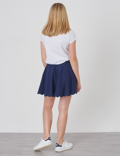 Ralph Lauren - PONTE SKIRT-BOTTOMS-SKIRT