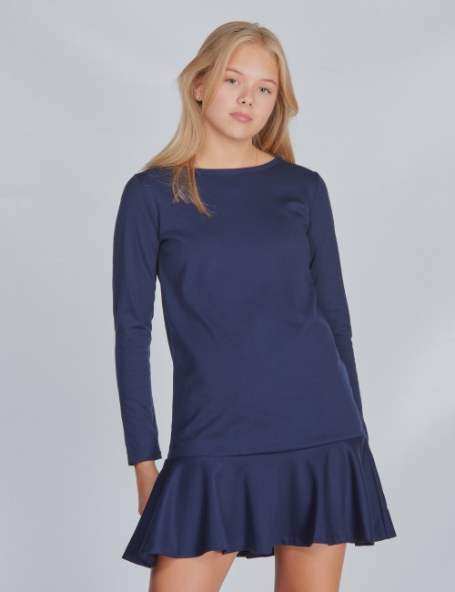 Ralph Lauren barnkläder - LS DRESS-DRESSES-KNIT