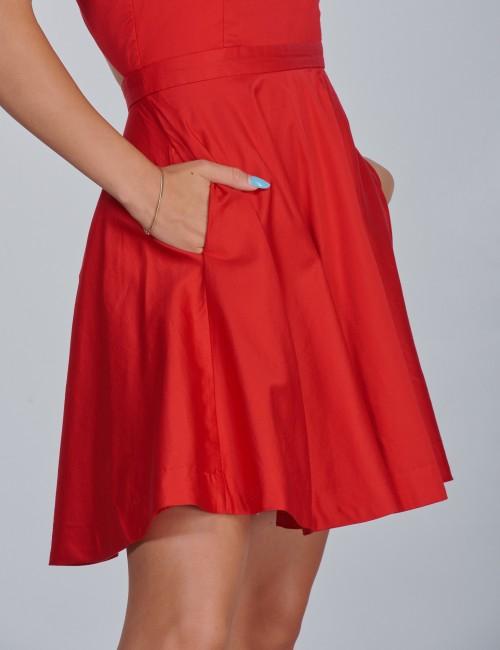 Ralph Lauren barnkläder - SOLID DRESS-DRESSES-WOVEN