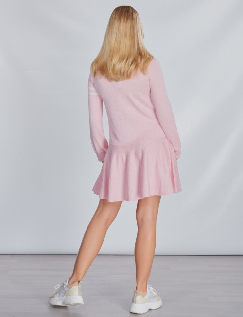 Ralph Lauren barnkläder - POLO SW DRES-DRESSES-SWEATER
