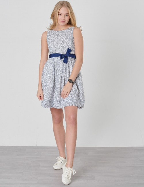 Ralph Lauren - FLRL FIT DRESS