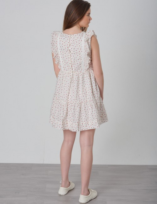 Ralph Lauren - FLORAL DRESS-DRESSES-WOVEN