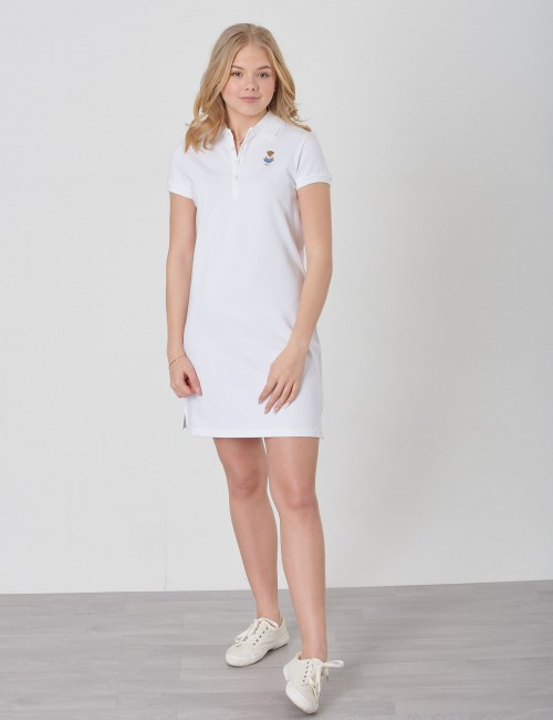 Ralph Lauren barnkläder - BEAR POLO DR-DRESSES-KNIT