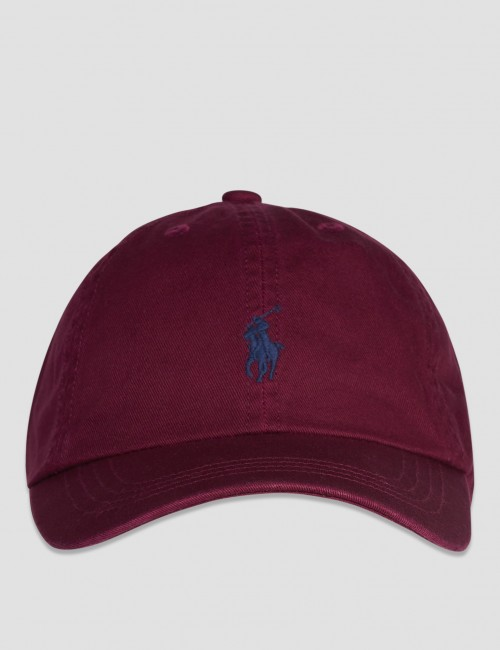 Ralph Lauren - CLASSIC CAP-APPAREL ACCESSORIES-HAT