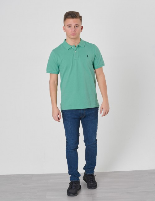 Ralph Lauren barnkläder - SLIM POLO