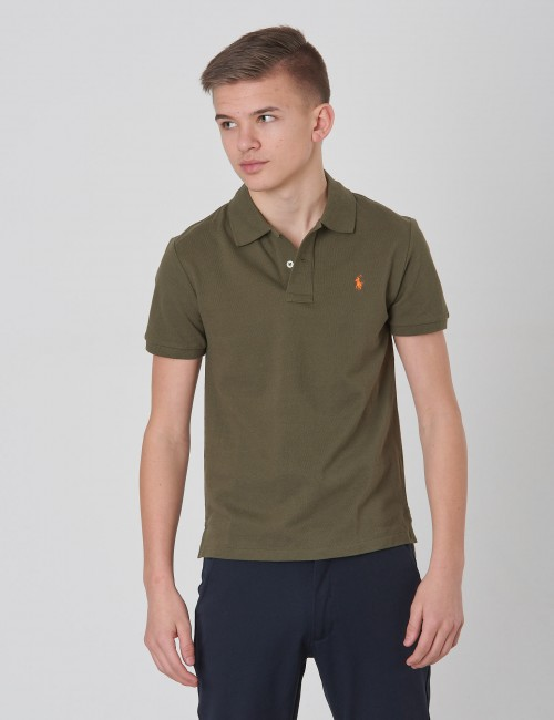 Ralph Lauren barnkläder - SLIM POLO-TOPS-KNIT