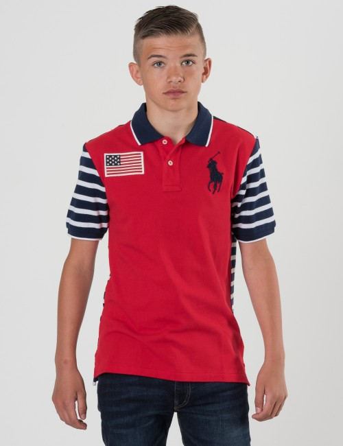 Ralph Lauren - PIECED POLO