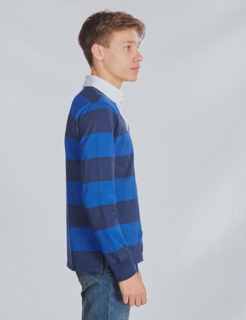 Ralph Lauren barnkläder - LS RUGBY-TOPS-KNIT
