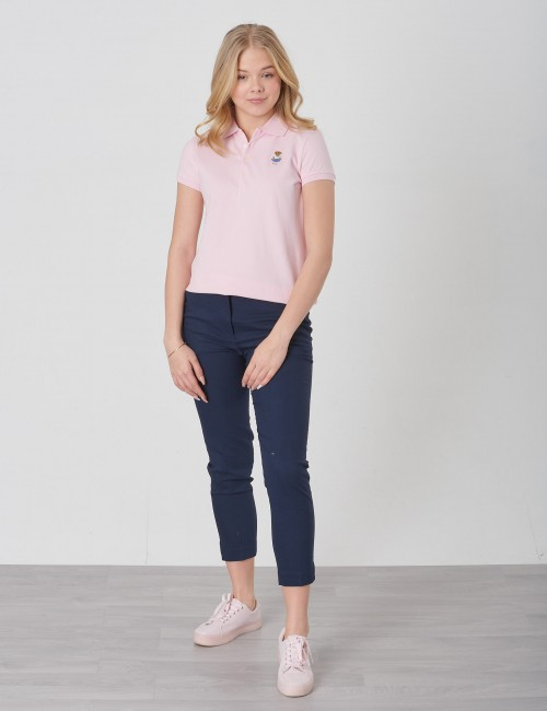 Ralph Lauren barnkläder - SS BEAR POLO-TOPS-KNIT