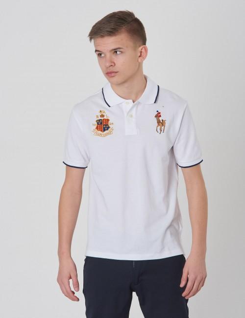 Ralph Lauren barnkläder - PIKÉ-TOPS-KNIT