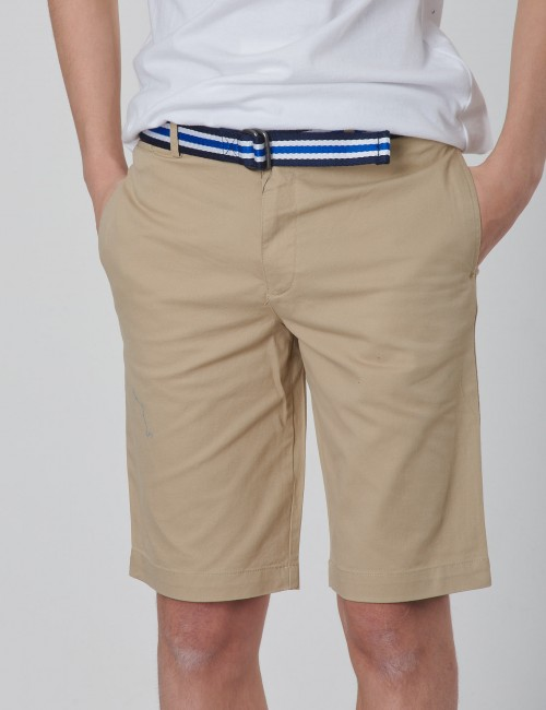 Ralph Lauren barnkläder - BELTED SHORT-BOTTOMS-SHORT