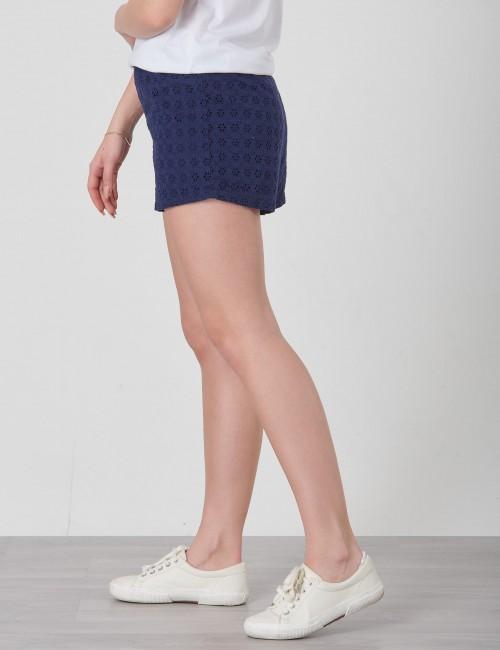 Ralph Lauren barnkläder - EYELET SHORT-BOTTOMS-SHORT