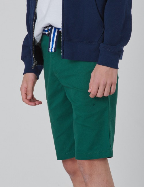 Ralph Lauren barnkläder - BELTED SHORT-BOTTOMS-SHORT
