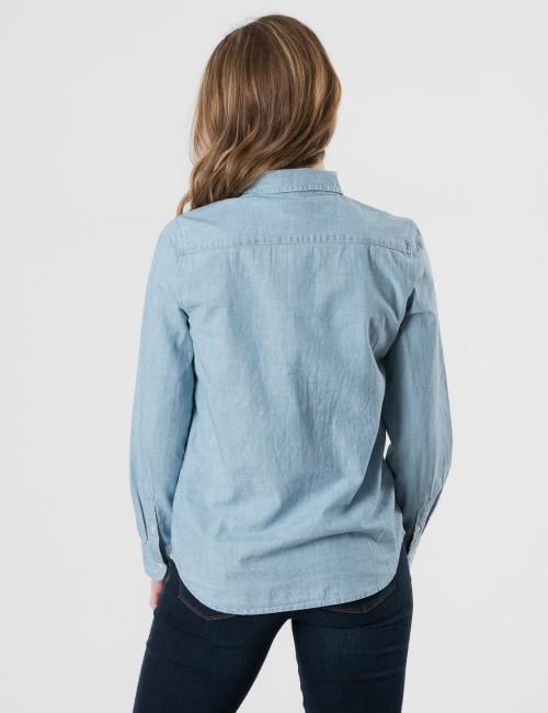 Ralph Lauren barnkläder - LS CHAMBRAY SHIRT