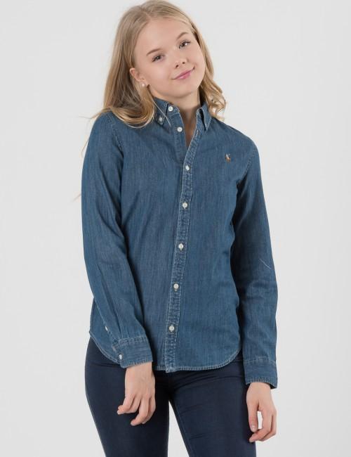 Ralph Lauren barnkläder - DENIM SHIRT