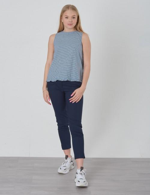 Ralph Lauren barnkläder - GINGHAM TOP-TOPS-SHIRT