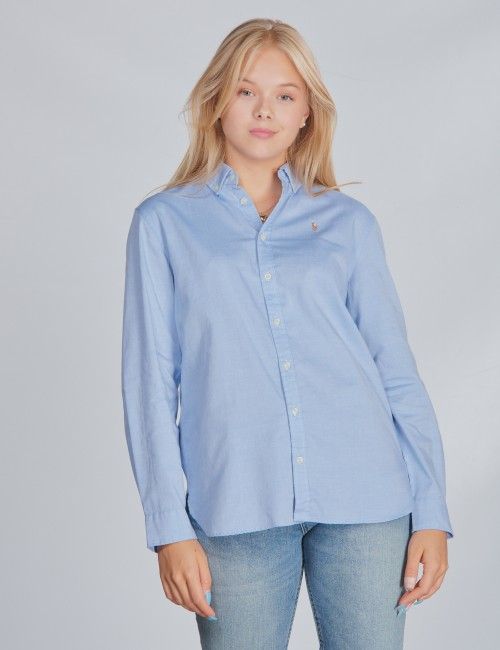 Ralph Lauren barnkläder - OXFORD TUNIC-TOPS-SHIRT