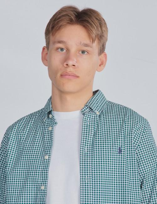Ralph Lauren barnkläder - LS BD-TOPS-SHIRT
