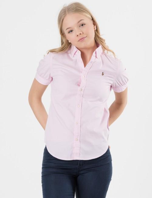 Ralph Lauren barnkläder - SOLID OXFORT SHIRT