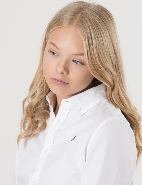 Ralph Lauren - LS OXFORD SHIRT