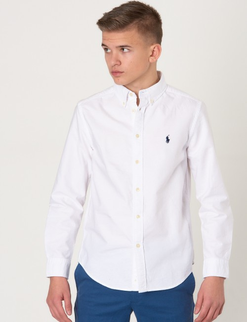 Ralph Lauren barnkläder - LONG SLEEVE SHIRT