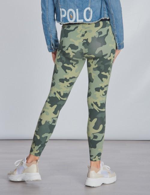 Ralph Lauren barnkläder - CAMO LEGGING-BOTTOMS-LEGGING