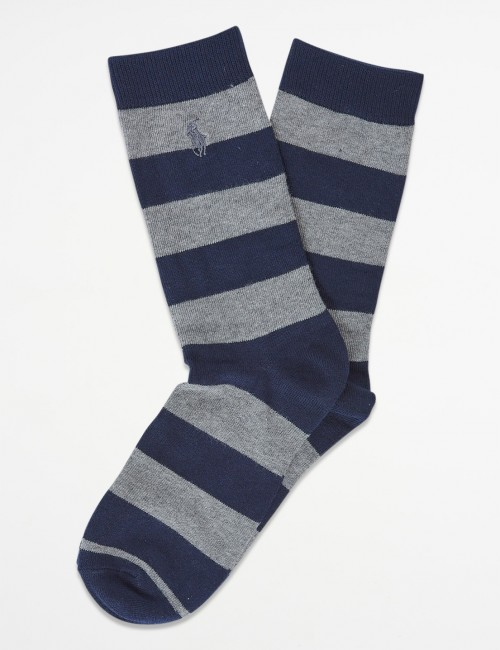 Ralph Lauren barnkläder - RUGBY-SOCKS-SINGLE
