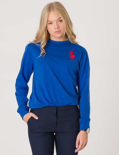 Ralph Lauren - LONG SLEEVE CN TEE