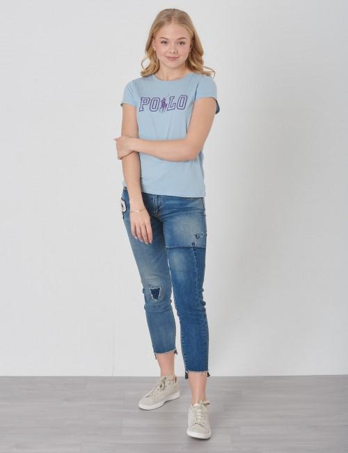 Ralph Lauren barnkläder - POLO SS TEE-TOPS-KNIT