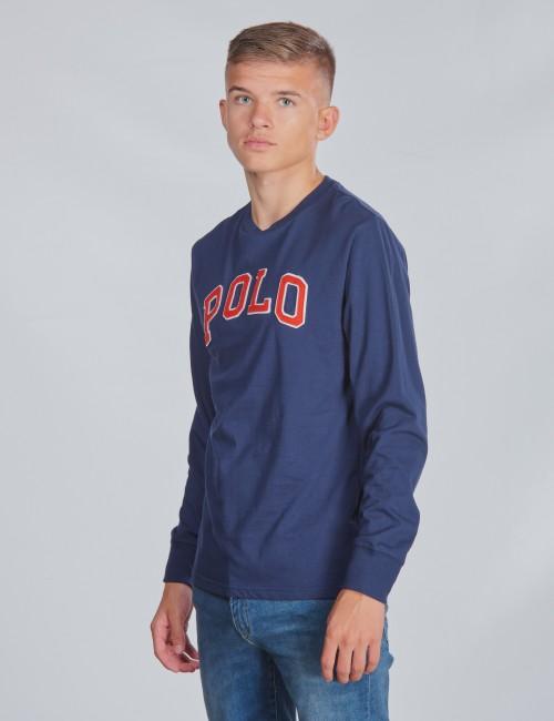 Ralph Lauren barnkläder - LS CN-TOPS-T-SHIRT
