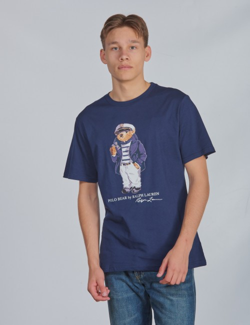 Ralph Lauren barnkläder - BEAR TEE-TOPS-T-SHIRT