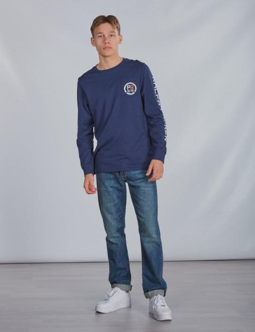 Ralph Lauren - LS CN-TOPS-T-SHIRT