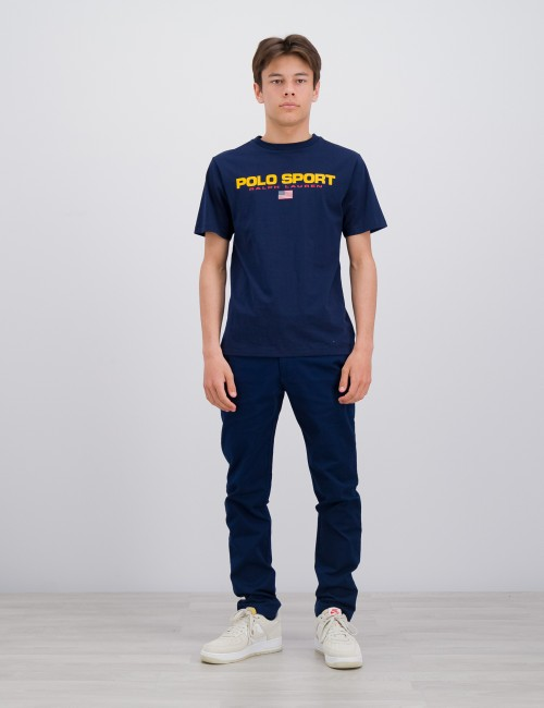 Ralph Lauren barnkläder - POLO SPORT COTTON TEE