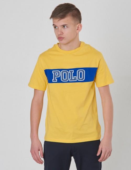 Ralph Lauren barnkläder - PIECED TEE TOPS-T-SHIRT
