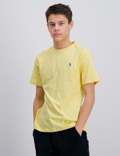 Ralph Lauren barnkläder - Cotton Jersey Crewneck Tee