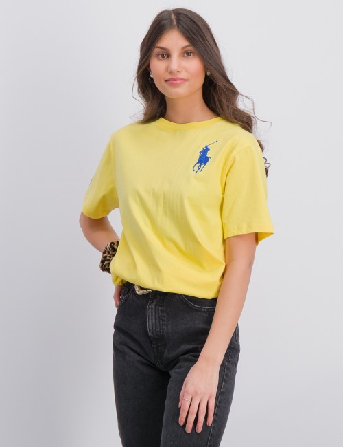 Ralph Lauren - Big Pony Cotton Jersey Tee