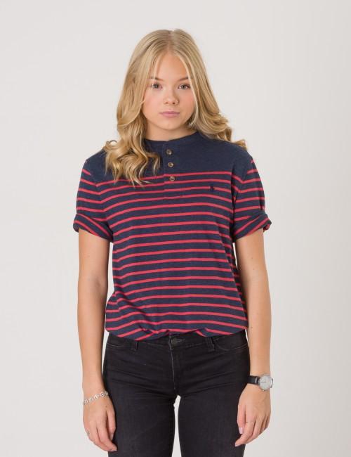 Ralph Lauren barnkläder - STRIPE HENLY TEE