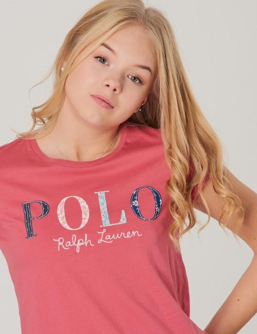 Ralph Lauren barnkläder - SHORT SLEEVE POLO TEE