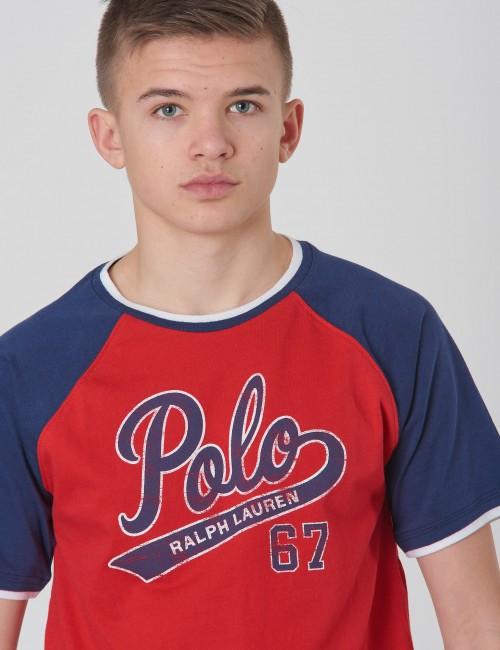 Ralph Lauren barnkläder - BBALL TEE-TOPS-T-SHIRT